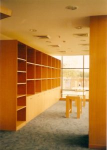 COMMERCIAL INTERIORS - LIBRARY