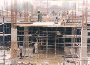 RMSI CONSTRUCTION PROJECT