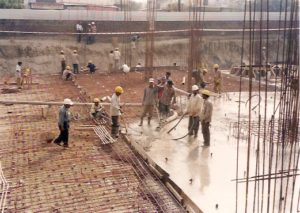 RMSI CONSTRUCTION PROJECT - CONCRETING